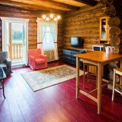 Парк-отель Берендеевка комната для гостей фото 3