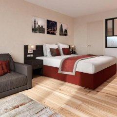 Отель Marlin Waterloo Лондон комната для гостей фото 7