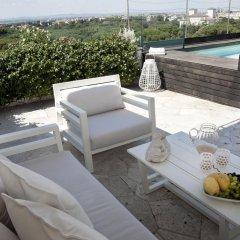 Отель NH Collection Roma Vittorio Veneto балкон
