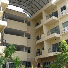 Отель C.A.P. Mansion Phuket Пхукет балкон