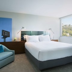 Отель Andaz West Hollywood Уэст-Голливуд комната для гостей фото 4