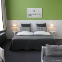 Отель Montanus Бельгия, Брюгге - отзывы, цены и фото номеров - забронировать отель Montanus онлайн комната для гостей фото 2