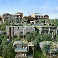 Отель Crest Resort & Pool Villas