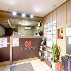 G Mini Hotel Dongdaemun интерьер отеля фото 2