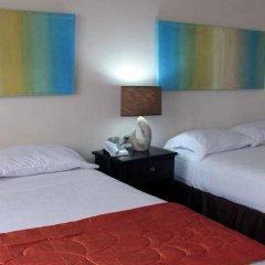 Hotel Santa Fe Грасьяс комната для гостей фото 3