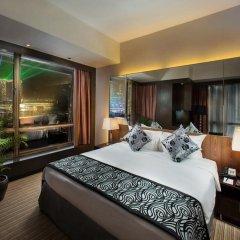 Peninsula Excelsior Hotel Сингапур комната для гостей фото 2