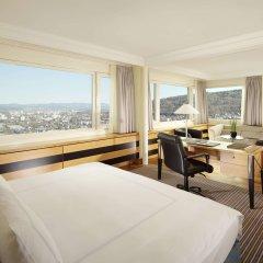 Отель Swissotel Zurich комната для гостей фото 2