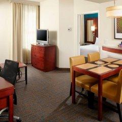Отель Residence Inn by Marriott Columbus Downtown США, Колумбус - отзывы, цены и фото номеров - забронировать отель Residence Inn by Marriott Columbus Downtown онлайн в номере фото 2
