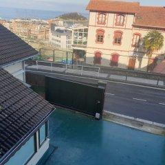 Отель Hsuites96- Villa Unifamiliar- Parking Gratis Сан-Себастьян приотельная территория