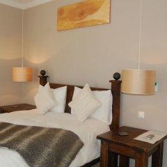 Отель Residence Lagos сейф в номере