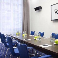 Отель Radisson Resort & Residences Zavidovo Вараксино помещение для мероприятий