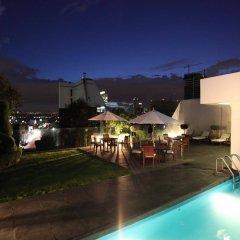 Отель Best Western Royal Zona Rosa Мексика, Мехико - отзывы, цены и фото номеров - забронировать отель Best Western Royal Zona Rosa онлайн бассейн фото 2