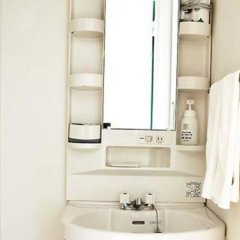 Отель Picolo Hakata Хаката ванная