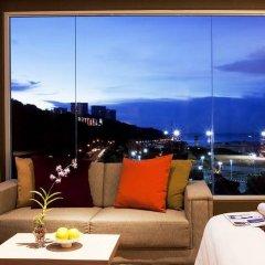 Отель Signature Pattaya Hotel Таиланд, Паттайя - отзывы, цены и фото номеров - забронировать отель Signature Pattaya Hotel онлайн комната для гостей фото 5