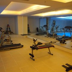 Acar Hotel фитнесс-зал