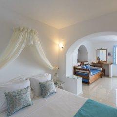 Отель Kastro Suites комната для гостей фото 3