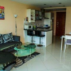 Отель Laguna Heights Pattaya Таиланд, Паттайя - отзывы, цены и фото номеров - забронировать отель Laguna Heights Pattaya онлайн комната для гостей фото 4