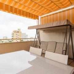 Отель MalagaSuite Beach Solarium & Pool Торремолинос балкон