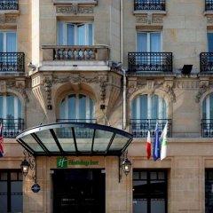 Отель Holiday Inn Gare De Lest Париж вид на фасад