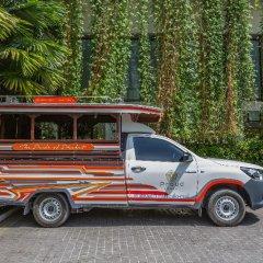Отель Proud Phuket городской автобус