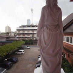 Отель Suda Palace Бангкок парковка