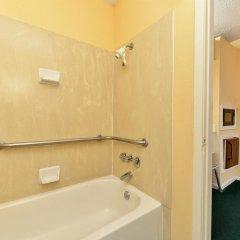 Отель Americas Best Value Inn-Meridian ванная