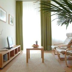Отель Aparthotel am Zwinger спа