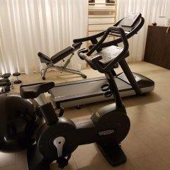 Hotel Il Gentiluomo Ареццо фитнесс-зал