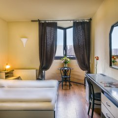 Hotel Thomas Budapest Будапешт комната для гостей фото 5
