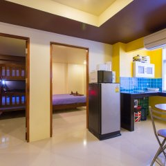 Апартаменты Patong Studio Apartments сауна