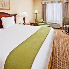 Holiday Inn Express Hotel & Suites MERIDIAN комната для гостей