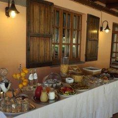 Hotel Ristorante La Fattoria Сполето питание фото 2