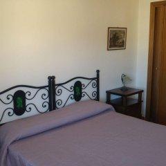 Отель Agriturismo Cupello Читтадукале сейф в номере