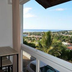 Отель F3 Manureva Apartment 2 Французская Полинезия, Фааа - отзывы, цены и фото номеров - забронировать отель F3 Manureva Apartment 2 онлайн балкон
