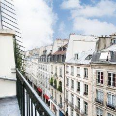Hotel De Seine балкон