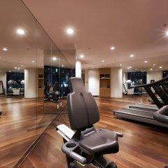 Hotel ENTRA Gangnam фитнесс-зал