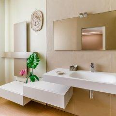 Отель 051Suites Италия, Болонья - отзывы, цены и фото номеров - забронировать отель 051Suites онлайн ванная