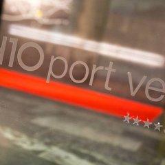 Отель H10 Port Vell Барселона фитнесс-зал