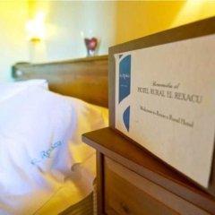 Hotel Rural El Rexacu удобства в номере фото 2