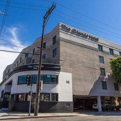 Отель The Orlando США, Лос-Анджелес - отзывы, цены и фото номеров - забронировать отель The Orlando онлайн вид на фасад