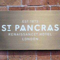 St. Pancras Renaissance Hotel London парковка