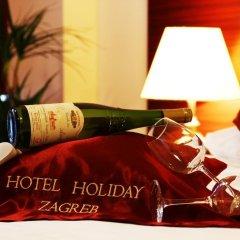 Hotel Holiday Zagreb в номере фото 2