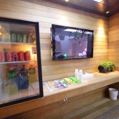 Отель POP1 Hotel Южная Корея, Сеул - отзывы, цены и фото номеров - забронировать отель POP1 Hotel онлайн удобства в номере