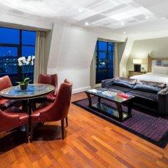 Отель Radisson Blu Edwardian, Leicester Square Великобритания, Лондон - отзывы, цены и фото номеров - забронировать отель Radisson Blu Edwardian, Leicester Square онлайн комната для гостей
