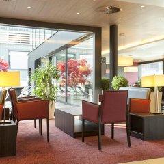 Отель Holiday Inn Express Zurich Airport Швейцария, Рюмланг - 1 отзыв об отеле, цены и фото номеров - забронировать отель Holiday Inn Express Zurich Airport онлайн интерьер отеля фото 2