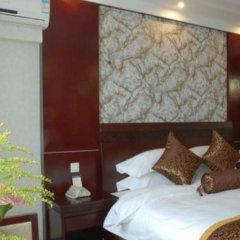 Отель Super 8 Xian Big Wild Goose Pagoda Китай, Сиань - отзывы, цены и фото номеров - забронировать отель Super 8 Xian Big Wild Goose Pagoda онлайн комната для гостей фото 5