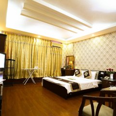 Отель A25 Nguyen Truong To Ханой комната для гостей