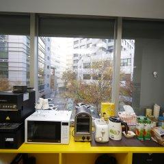 Отель 24 Guesthouse Seoul City Hall питание фото 2