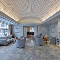 Отель Augustin Hotel Норвегия, Берген - 4 отзыва об отеле, цены и фото номеров - забронировать отель Augustin Hotel онлайн интерьер отеля
