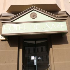 Отель de Saxe Германия, Лейпциг - отзывы, цены и фото номеров - забронировать отель de Saxe онлайн ванная фото 2
